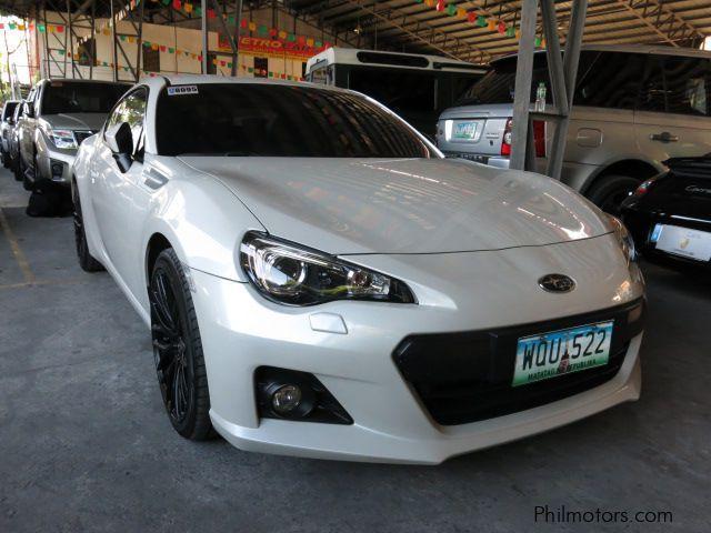Used Subaru BRZ | 2013 BRZ for sale | Pasig City Subaru ...