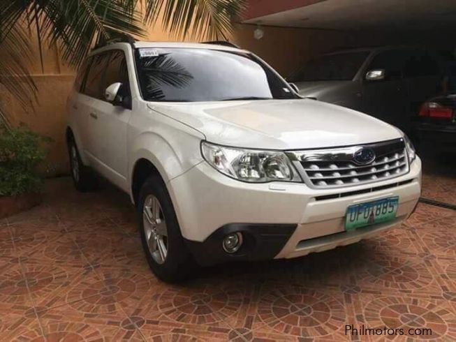 Used subaru forester 2013 forester for sale quezon for Used subaru motors for sale