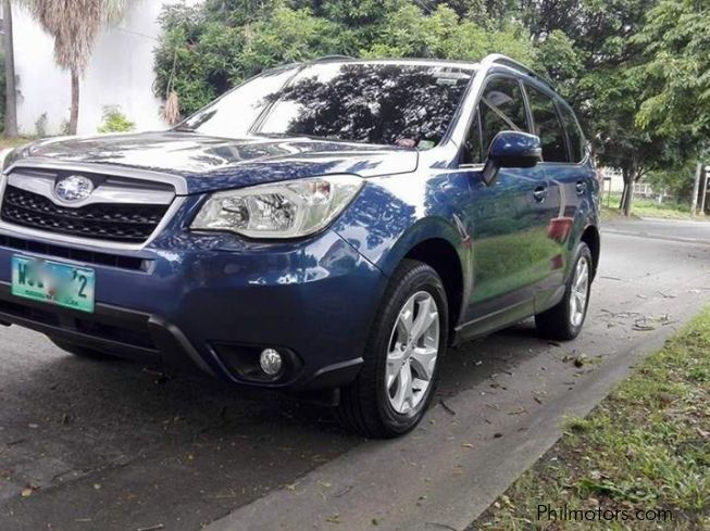 Used subaru forester 2013 forester for sale las pinas for Used subaru motors for sale
