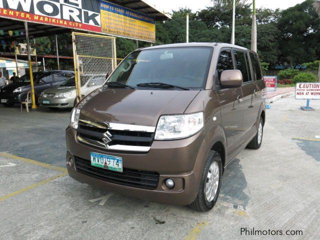 Mall Of Ga Toyota >> Used Suzuki APV SGX | 2013 APV SGX for sale | Marikina City Suzuki APV SGX sales | Suzuki APV ...