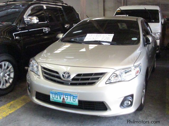 Used Toyota Altis G 2013 Altis G For Sale Quezon City