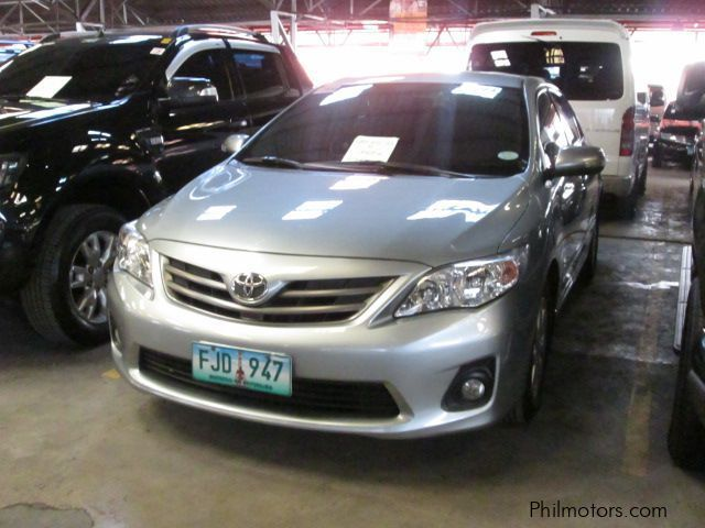 Used Toyota Altis G 2013 Altis G For Sale Pasig City