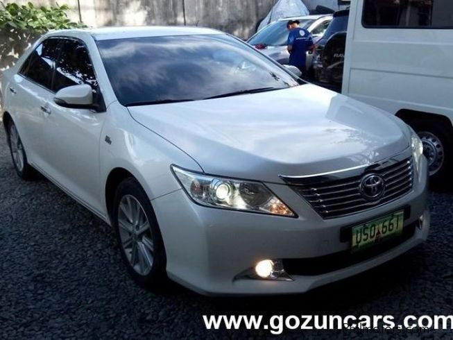 used toyota camry 2013 camry for sale pampanga toyota camry sales toyota camry price. Black Bedroom Furniture Sets. Home Design Ideas
