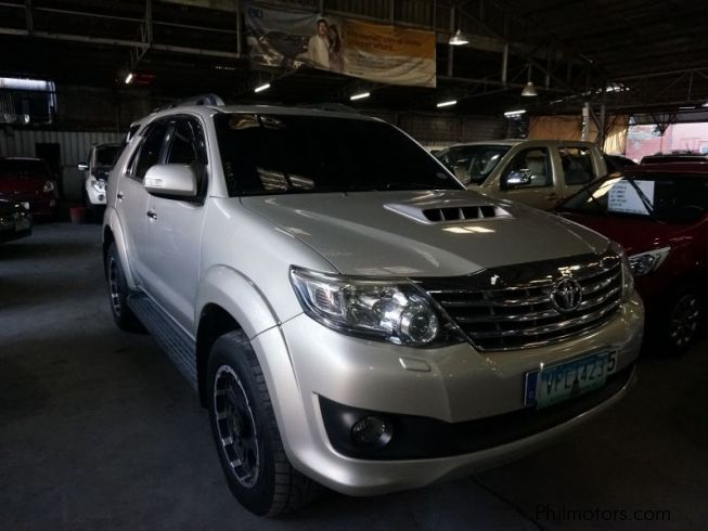 Used Toyota Fortuner | 2013 Fortuner for sale | Pasig City ...