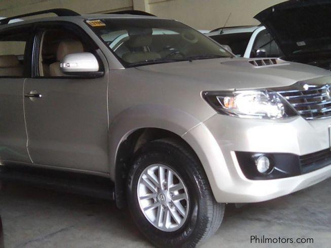 Used Toyota Fortuner 3 0 V 2013 Fortuner 3 0 V For Sale
