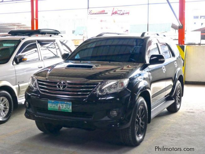 Used Toyota Fortuner 2013 Fortuner For Sale Quezon City Toyota Fortuner Sales Toyota