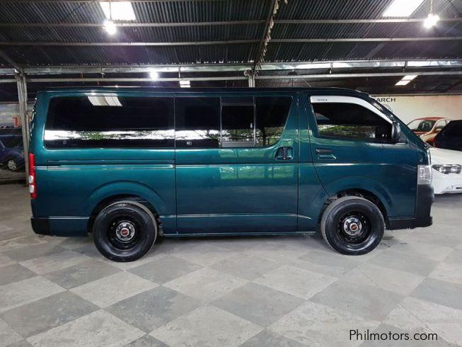 Metro Auto Sales >> Used Toyota Hiace Commuter   2013 Hiace Commuter for sale   Davao Del Sur Toyota Hiace Commuter ...