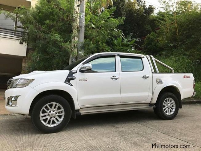 Used Toyota Hilux 2013 Hilux for sale