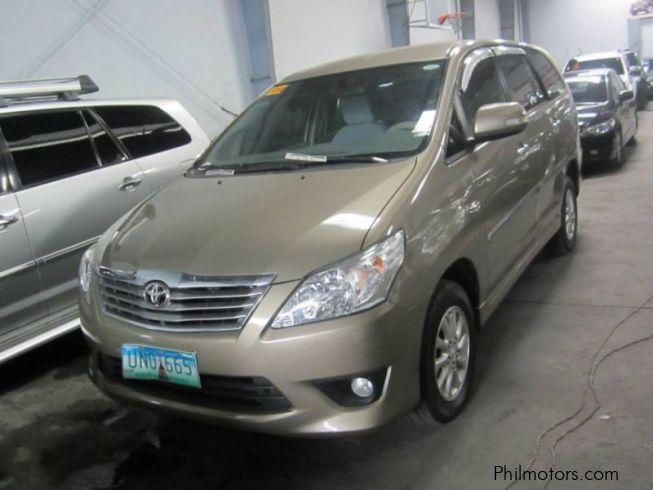 Gas Mileage Calculator >> Used Toyota Innova   2013 Innova for sale   Las Pinas City Toyota Innova sales   Toyota Innova ...