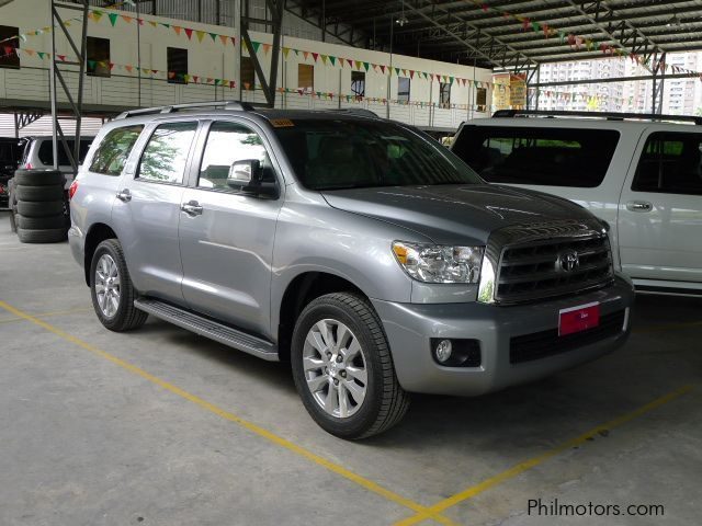 New toyota sequoia iforce v8 limited 2013 sequoia iforce Motor city car sales