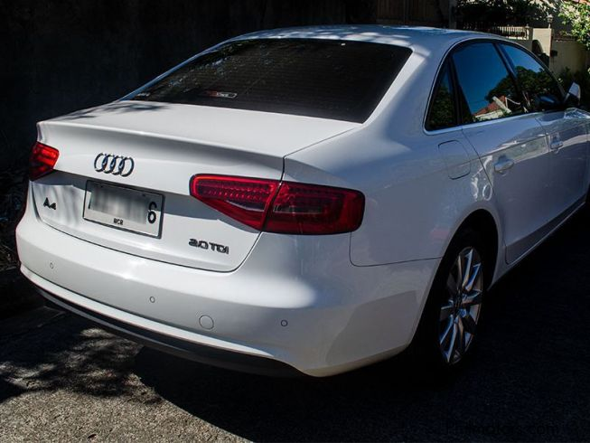 Audi A4 in Philippines