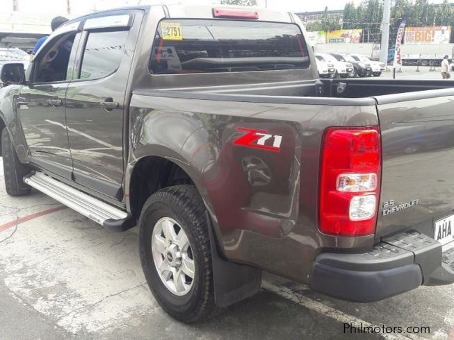 used chevrolet colorado 2014 colorado for sale paranaque city chevrolet colorado sales. Black Bedroom Furniture Sets. Home Design Ideas