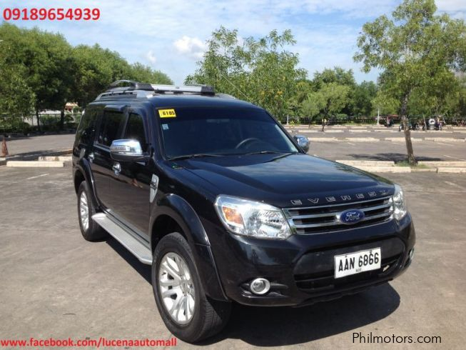 Toyota Avanza Philippine Price >> Used Ford Everest Sale In The Philippines | Autos Post
