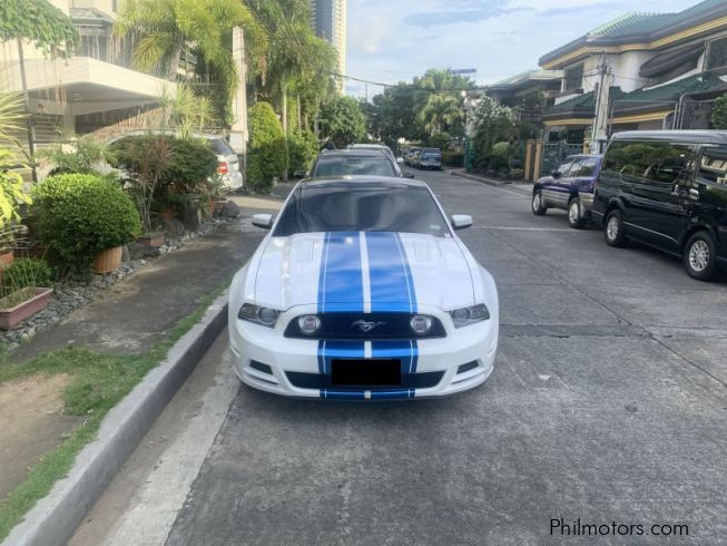 Ford Mustang in Philippines