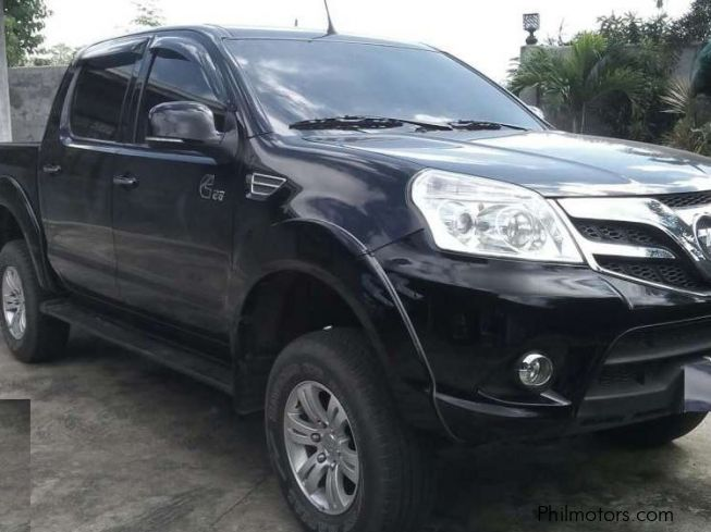 Used Foton Thunder 2014 Thunder For Sale Quezon City