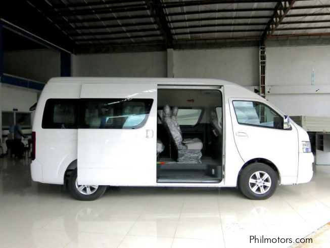 Ace Auto Sales >> New Foton View Traveller | 2014 View Traveller for sale | Leyte Foton View Traveller sales ...