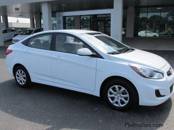 Used Hyundai Accent 2014 Accent For Sale Quezon City