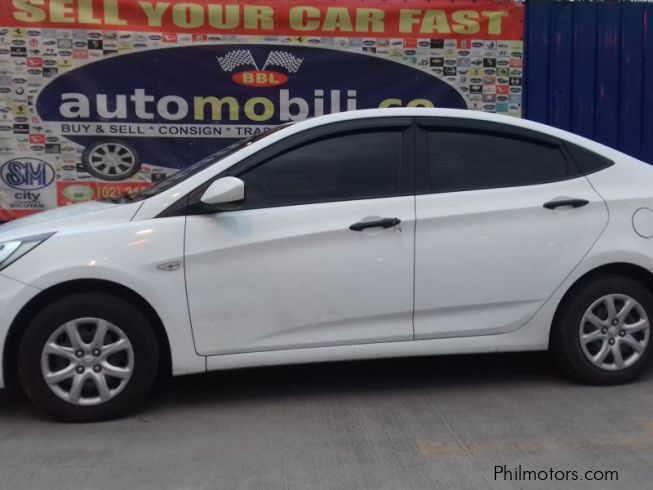 Used Hyundai Accent 2014 Accent For Sale Paranaque
