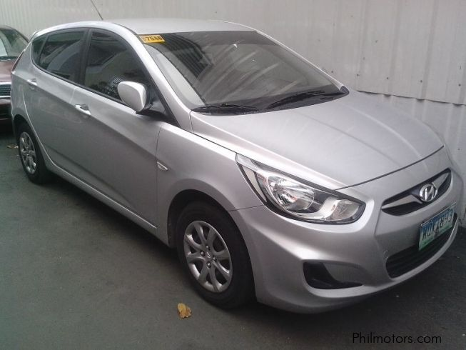 Used Hyundai Accent Hatchback 1.5