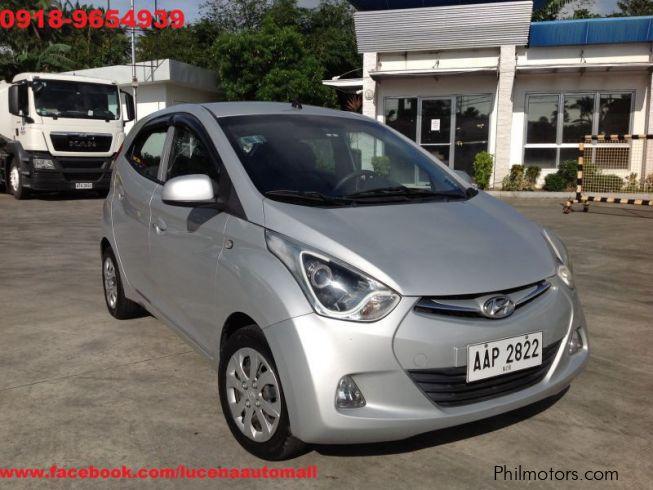 Used Hyundai Eon 2014 Eon For Sale Quezon Hyundai Eon