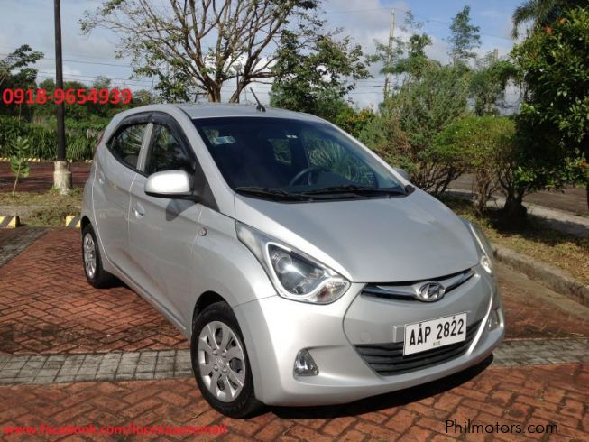 Used Hyundai Eon 2014 Eon For Sale Quezon Hyundai Eon