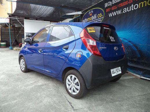 Used Hyundai Eon 2014 Eon For Sale Paranaque City