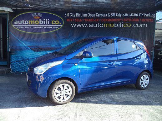 Used Hyundai Eon Gls 2014 Eon Gls For Sale Paranaque