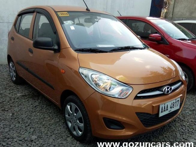 Used Hyundai I10 | 2014 I10 for sale | Pampanga Hyundai ...