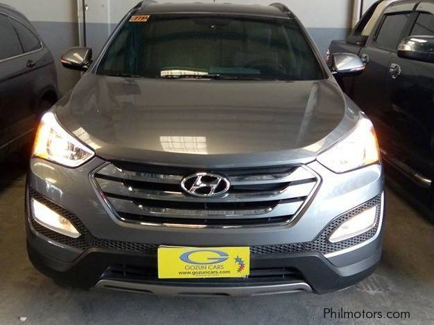 used hyundai santa fe 2014 santa fe for sale pampanga hyundai santa fe sales hyundai santa. Black Bedroom Furniture Sets. Home Design Ideas