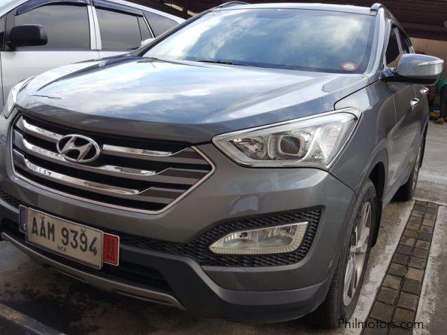 Used Hyundai Sta Fe 2014 Sta Fe For Sale Quezon City Hyundai Sta Fe Sales Hyundai Sta