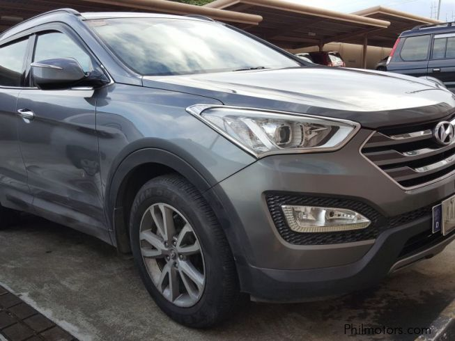 Used Hyundai Sta Fe 2014 Sta Fe For Sale Quezon City
