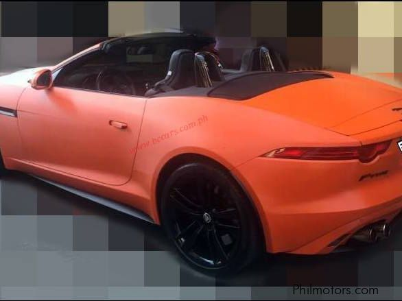 Used Jaguar Ftype 2014 Ftype For Sale Pasig City