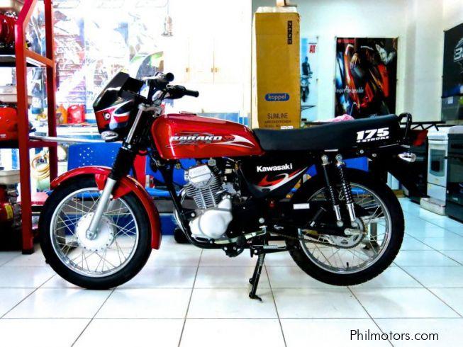 New Kawasaki Barako Ii 175 2014 Barako Ii 175 For Sale