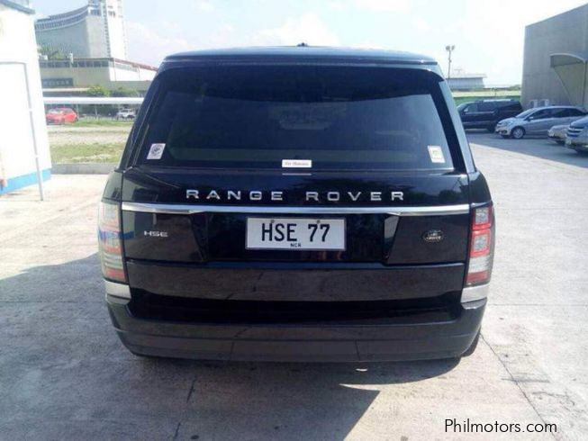 used land rover range rover hse 2014 range rover hse for sale pasig city land rover range. Black Bedroom Furniture Sets. Home Design Ideas