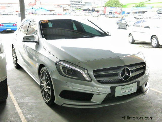 Used mercedes benz a200 amg 2014 a200 amg for sale for Mercedes benz price philippines