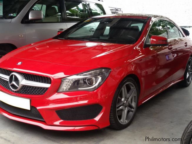 Used mercedes benz cla 250 2014 cla 250 for sale for Mercedes benz cls 250 price