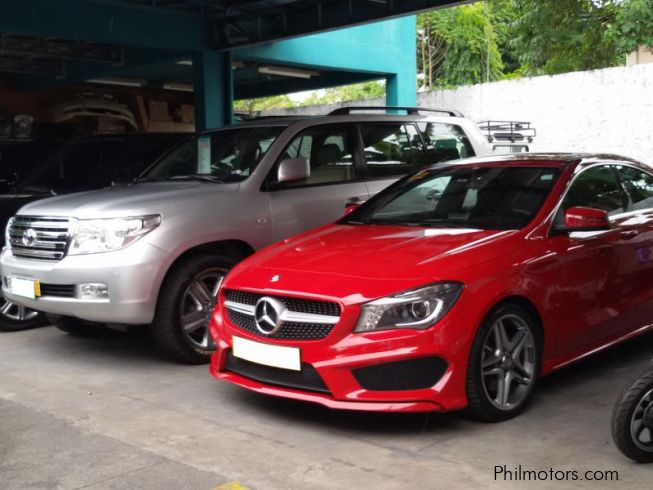 Used mercedes benz cla 250 2014 cla 250 for sale for Mercedes benz price philippines