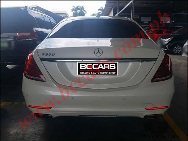 Used Mercedes Benz S500 2014 S500 For Sale Pasig City