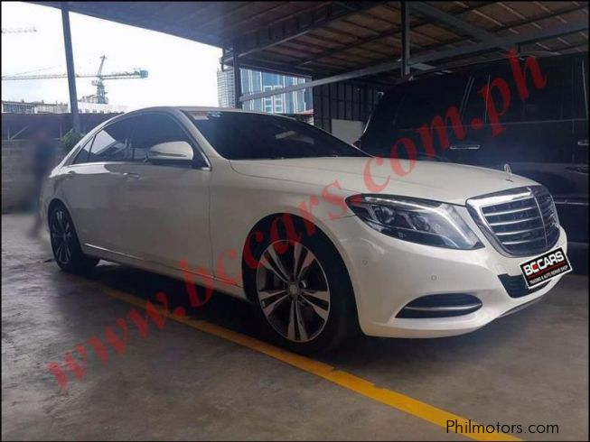 Used mercedes benz s500 2014 s500 for sale pasig city for Used s500 mercedes benz for sale
