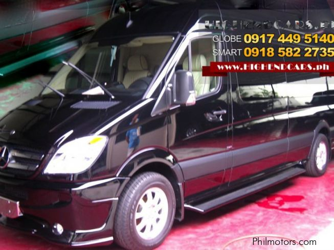 New mercedes benz sprinter 2014 sprinter for sale for Mercedes benz sprinter price philippines