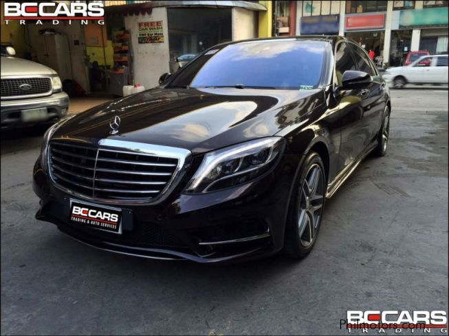 Used Mercedes Benz S Class For Sale In The Philippines