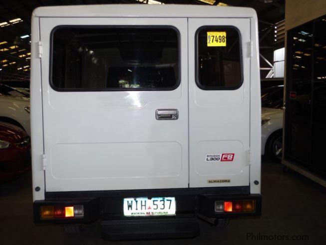 Wheel City Motors >> Used Mitsubishi L300 FB | 2014 L300 FB for sale | Pasig ...