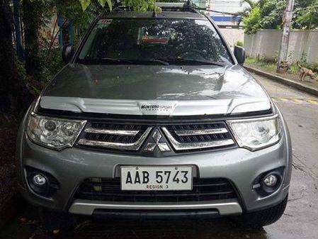 Used Mitsubishi Montero Glx 2014 Montero Glx For Sale