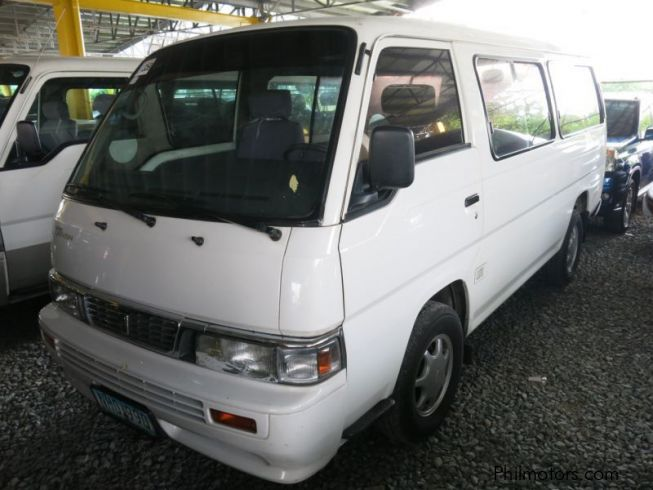Used Nissan Urvan 2014 Urvan For Sale Cavite Nissan