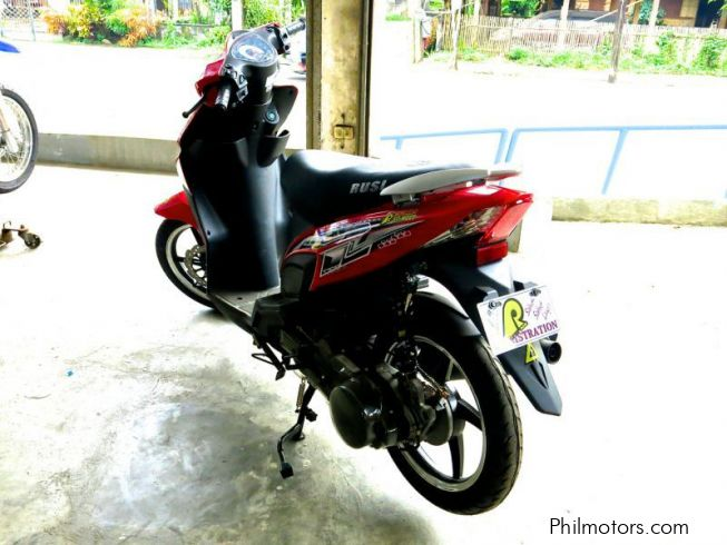 New Rusi SC-W 125 | 2014 SC-W 125 for sale | Countrywide ...