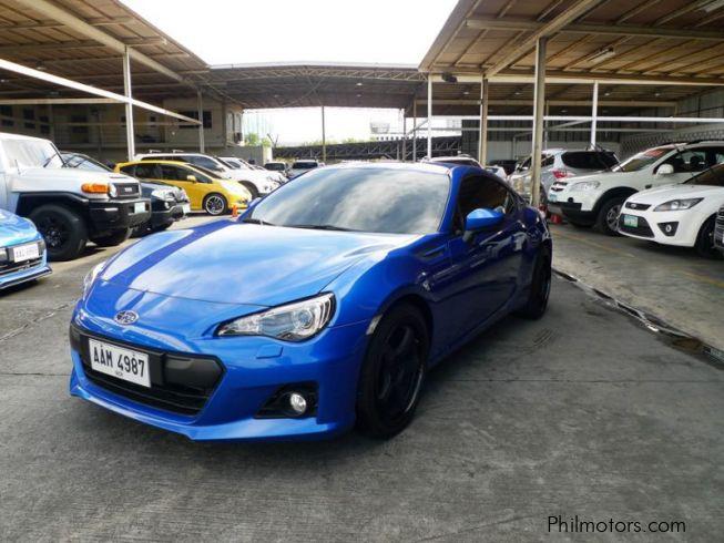 Used Subaru BRZ | 2014 BRZ for sale | Pasig City Subaru ...