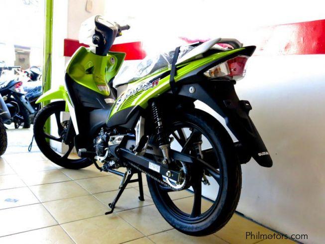 Suzuki Shooter  Fi Price