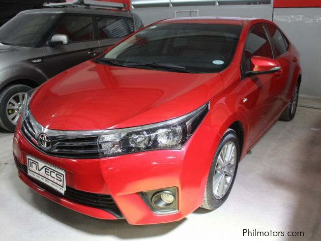 used toyota corolla altis g 2014 corolla altis g for sale pampanga toyota corolla altis g. Black Bedroom Furniture Sets. Home Design Ideas
