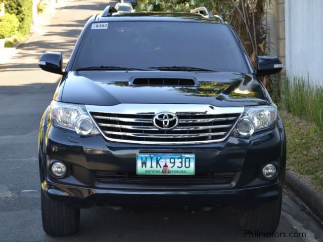 Used Toyota Fortuner | 2014 Fortuner for sale | Quezon