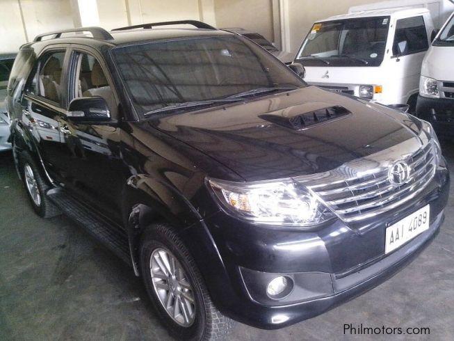 Used Toyota Fortuner G 2 5 2014 Fortuner G 2 5 For Sale Manila Toyota Fortuner G 2 5 Sales